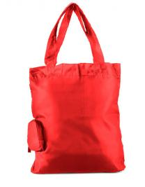 Foldable carrying bag